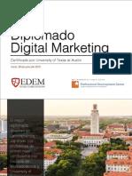 Diplomado Digital Marketing - 26junio2015