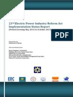 23rd_EPIRA_Status_Report_Final.pdf