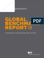 Global Benchmark Report 2014