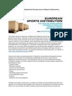 Comercio Al Por Mayor Suplemento Europeo Para Su Negocio Suplementos Comerciales