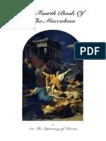 4 Maccabees - A Comparative Translation