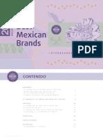 Interbrand Best Mexican Brands 2014