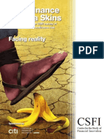 2014 Microfinance Banana Skins