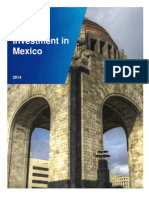 Investment in Mexico 2014