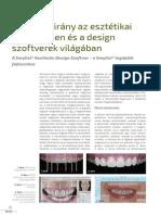 Innovatív irány az esztétikai tervezésben és a design szoftverek világában