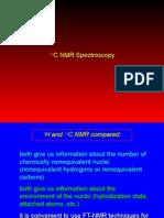 2886470 13C NMR Spectroscopy Power Point Presentation