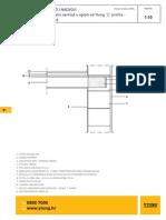 Serklaži, nodvoji - toplinski mostovi YTONG sustava
