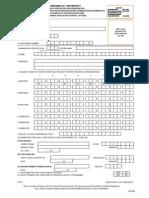 Annamalai University Dec 2015 Exam Application Form