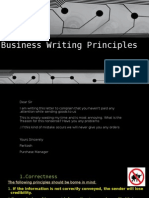 businesswritingprinciples 7cs.ppt