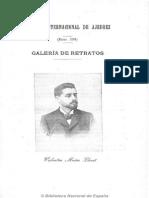 Revista Internacional de Ajedrez. 3-1896