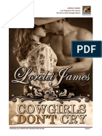 James, Lorele - Rough Riders - 10 - Las Vaqueras No Lloran