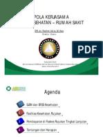3 Pola Kerjasama Penyelenggara Jaminan Sosial Dengan Rs Dr Fahmi Idris