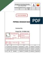Sa00 Epxxxx Sdpi Bsds 0101 b03 a Piping Design Basis Ppd Noc