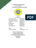Sifat Asam Dan Basa Senyawa Organik Laporan Tetap Fix-1
