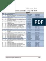 academic planner aug-feb 2016