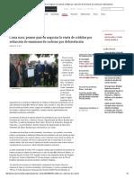 Costa Rica, primer país en negociar la venta de créditos por reducción de emisiones de carbono por deforestación.pdf