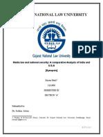 Synopsis Avani (Media Law)