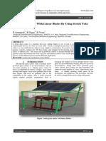 Solar Operated Grass Cutter