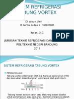 Sistem Refrigerasi Tabung Vorteks Bandung