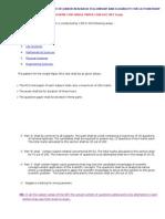 CSIR - net syllabus