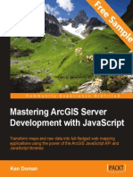 Mastering ArcGIS Server Development with JavaScript - Sample Chapter