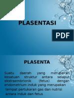 PLASENTASI