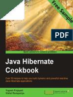 Java Hibernate Cookbook - Sample Chapter