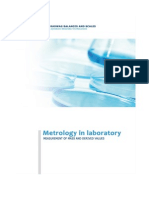 Metrology in Laboratory 2015