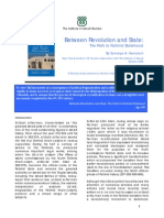 Between Revolution and State Fatimide State