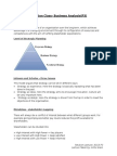 ACCA Revision P3 Oct 2014