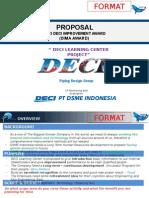 Format Progress1 DIMA DECI Learning Center 10