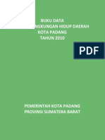 Kota Padang SLHD Buku Data Web