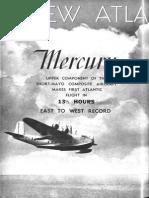 Short Mercury  1938 - 2152