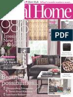 Ideal Home - October 2015 UK