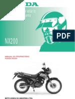 Manual do Proprietário NX200