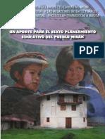 Poyecto Educativo MIsak Rosario