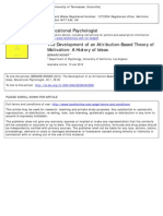 the Development of an Attribution-Based Theory of Motivation- A History of Ideas