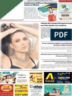 Jornal União - Edição da 1ª Quinzena de Setembro de 2015