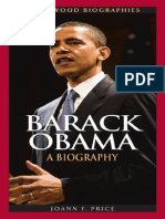 Barack Obama a Biography Mallek AbdeRRAHMANE