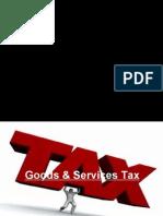 GST Goods & Service Tax