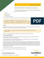 Pvsys Parameters Pan Files Solarwold Sunmodules