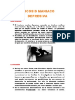 Psicosis Maniaco Depresiv