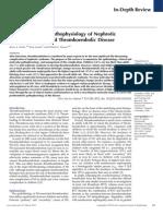 Patofisiologi SN Tromboembolic Disease
