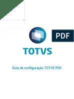 Guia Configuração TOTVS PDV Deploy