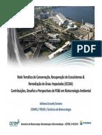 Rede Temática de Conservação, Recuperação de Ecossistemas & Remediação de Áreas Impactadas (ECOAI)