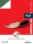 JEDI Annual Report 2014-2015