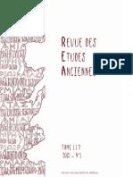 Pebarthe, Une Cité Des Sociologues. Considérations Sociologiques Sur La Politique en Grèce Ancienne
