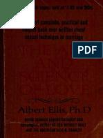 Albert Ellis-The Art and Science of Love