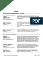 Ofertas de Empleo en Difusión (10/03/2010)