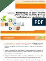 toxicologia afm1